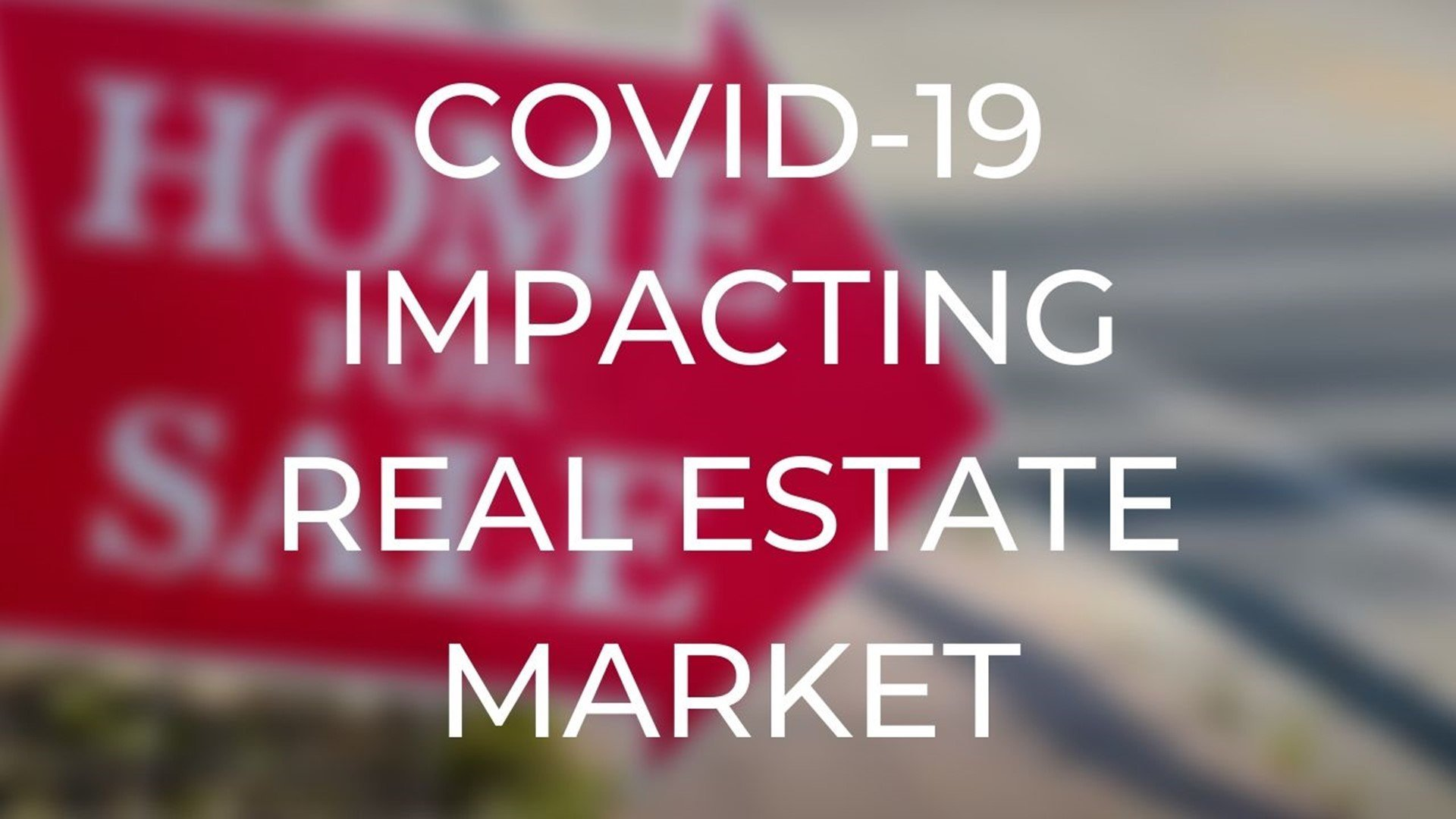 Kamloops Real Estate and Covid