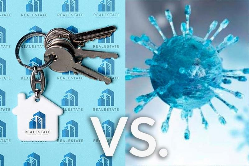 Real Estate VS Covid
