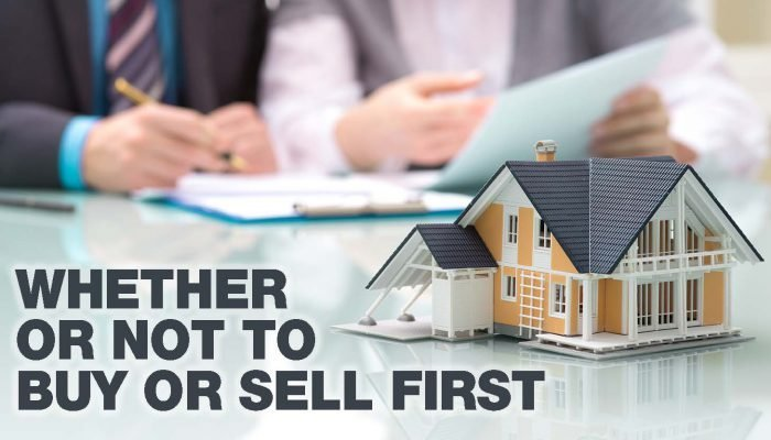 Buy or sell first in Kamloops BC