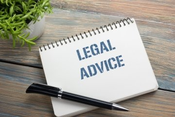 Always take legal advice