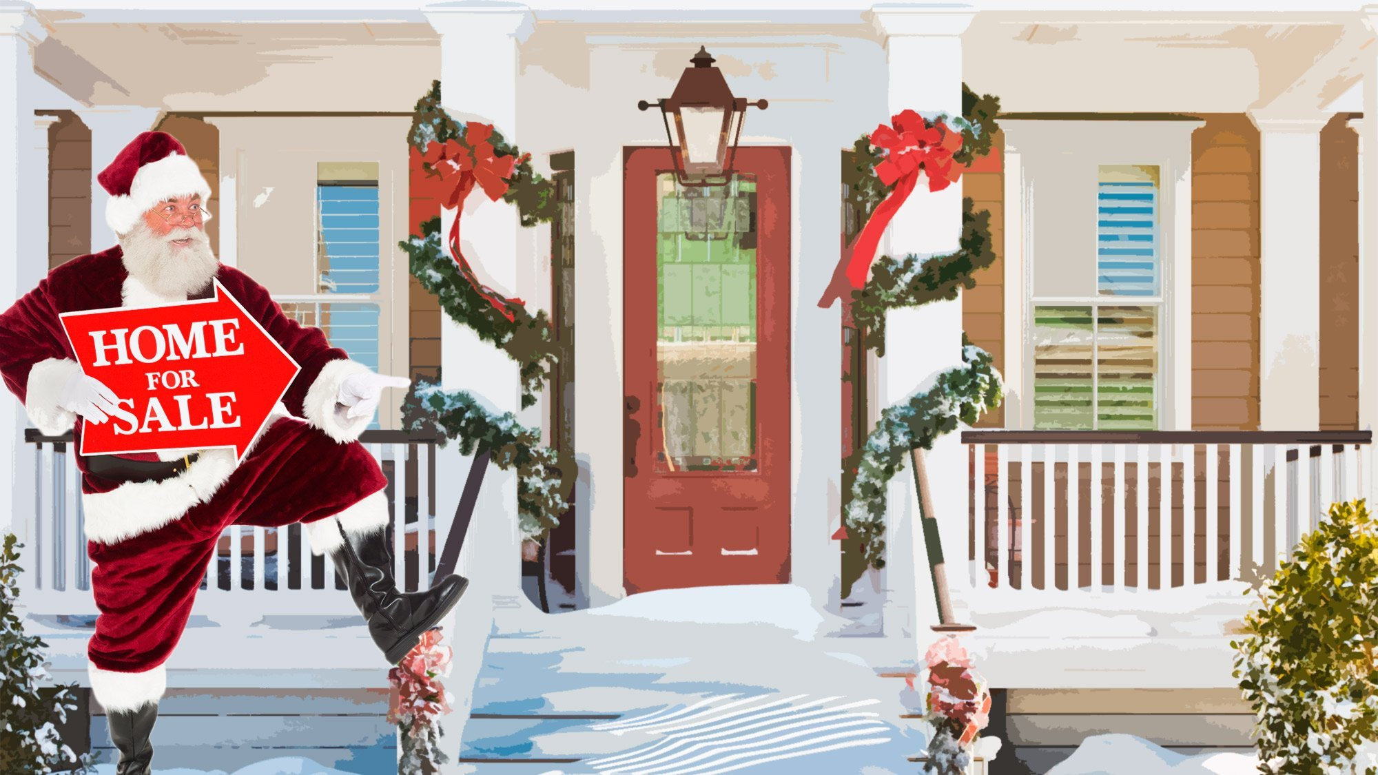 selling your Kamloops home in the holidays