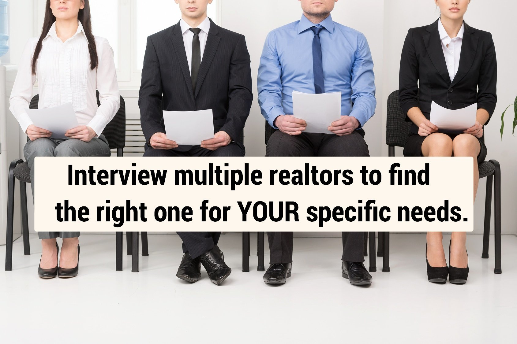 Interview your Kamloops Realtor
