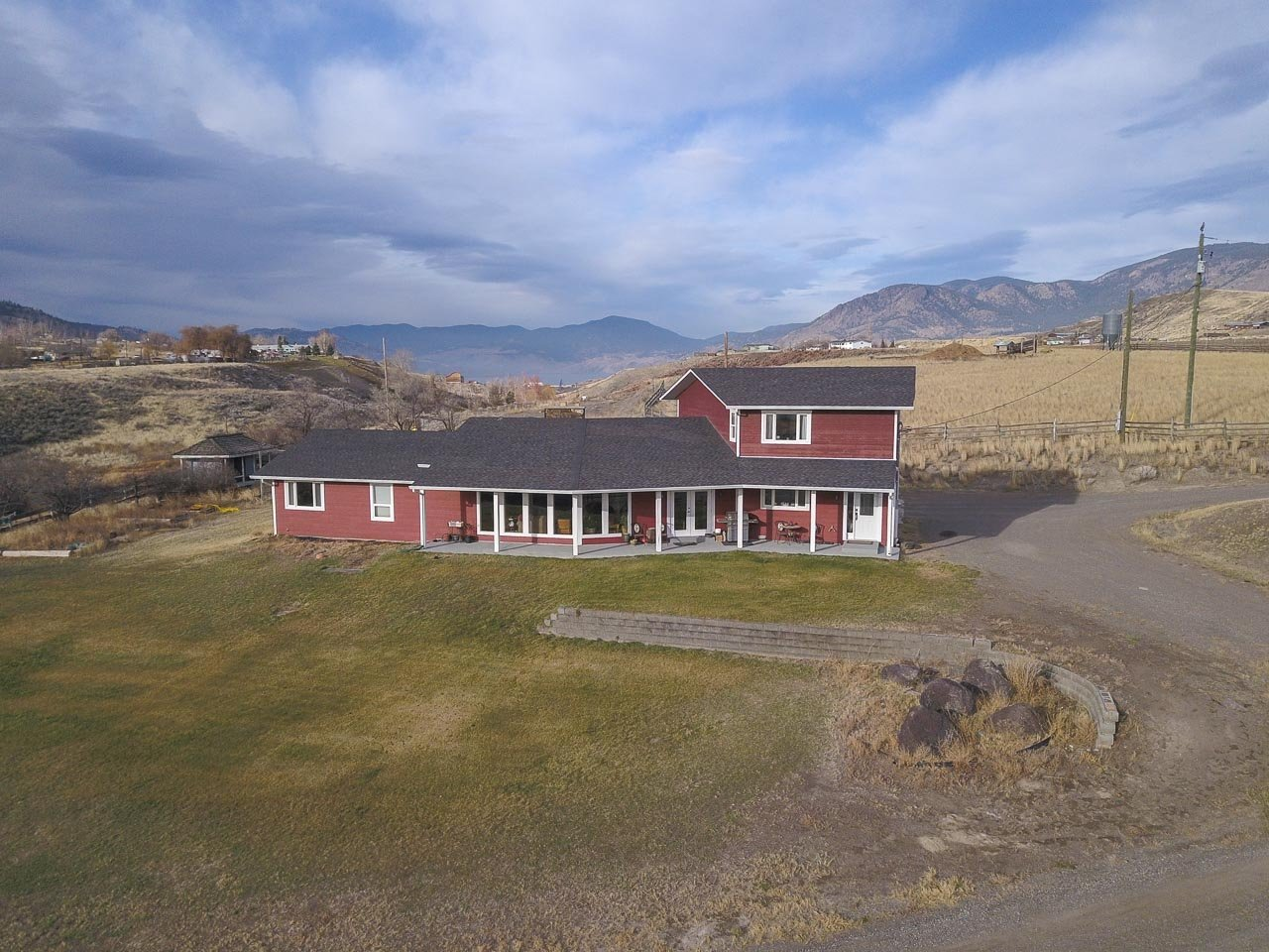 Kamloops Acreage