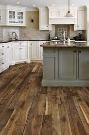 Kitchen Floor Hardwood