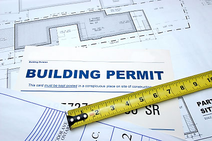 Kamloops building permit.