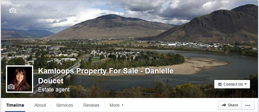 Kamloops Property For Sale Facebook Page