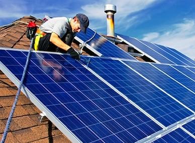 Go Solar How Does Solar Power Work