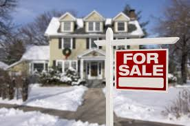 Sell or buy your home in the winter