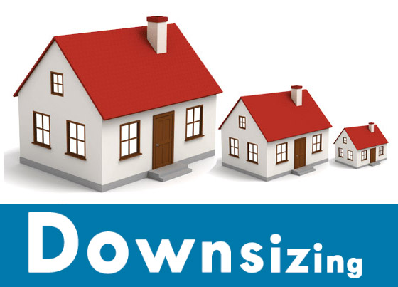 Downsizing your home in BC