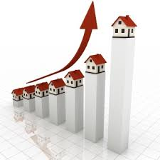 Rise in home prices