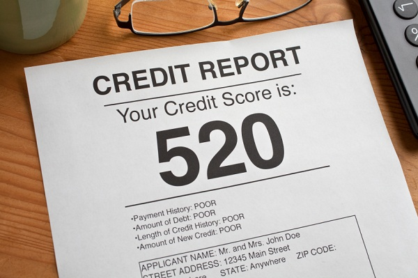 Kamloops Credit report