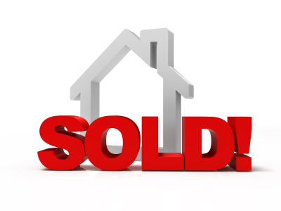 Your home sold