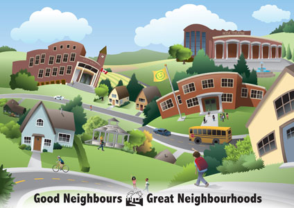 Know your Kamloops neighbourhoods