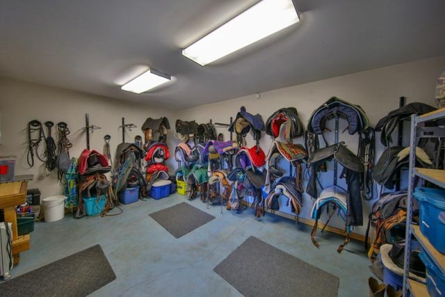 Jandana Ranch Horse Tack Room