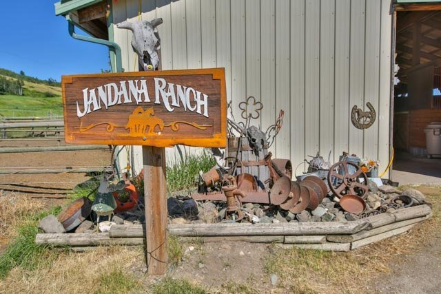 Jandana Ranch For Sale BC