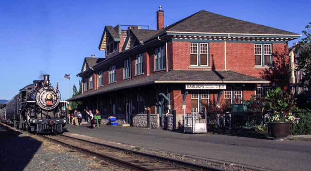 Kamloops Railway Station