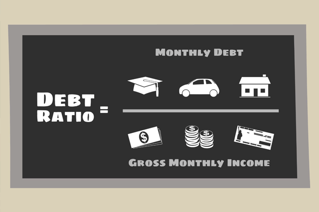 whats your debt ratio