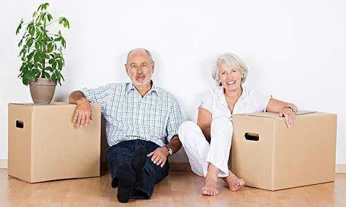 Tips for seniors downsizing