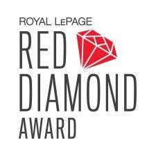 Royal LePage Red Diamond Award 2018
